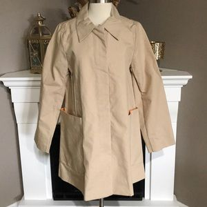 Joe Fresh Tan Raincoat